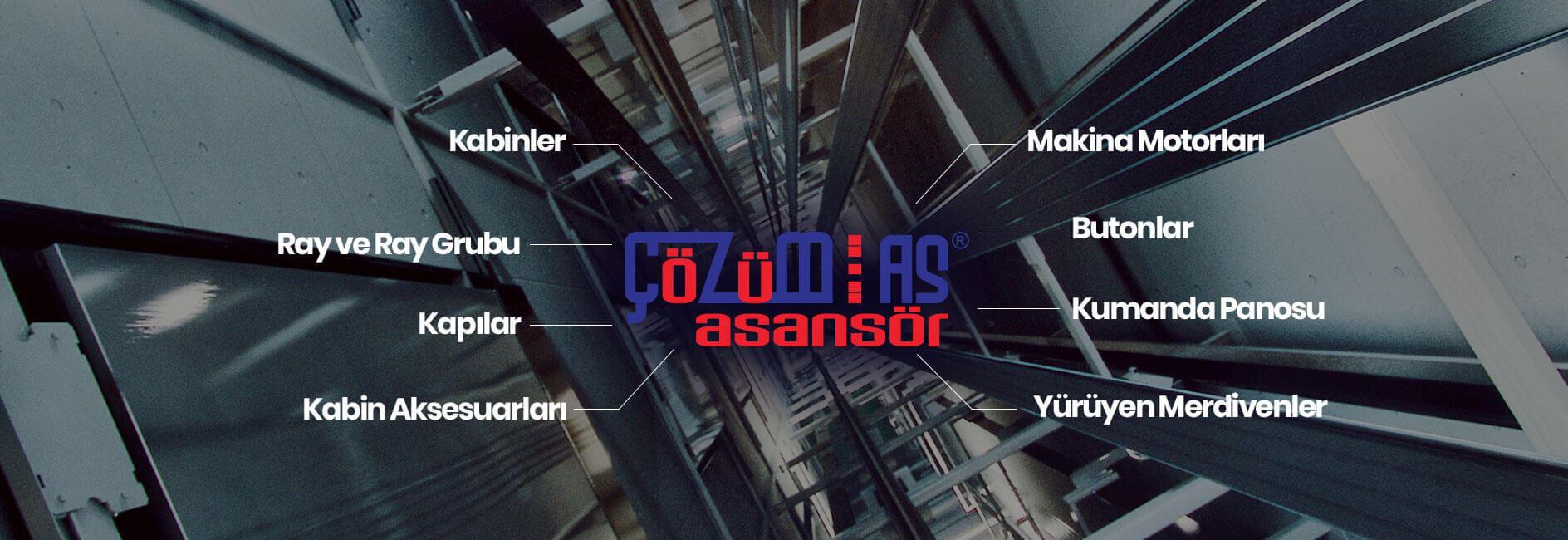 Ankara Asansör Firması - Çözüm Asansör